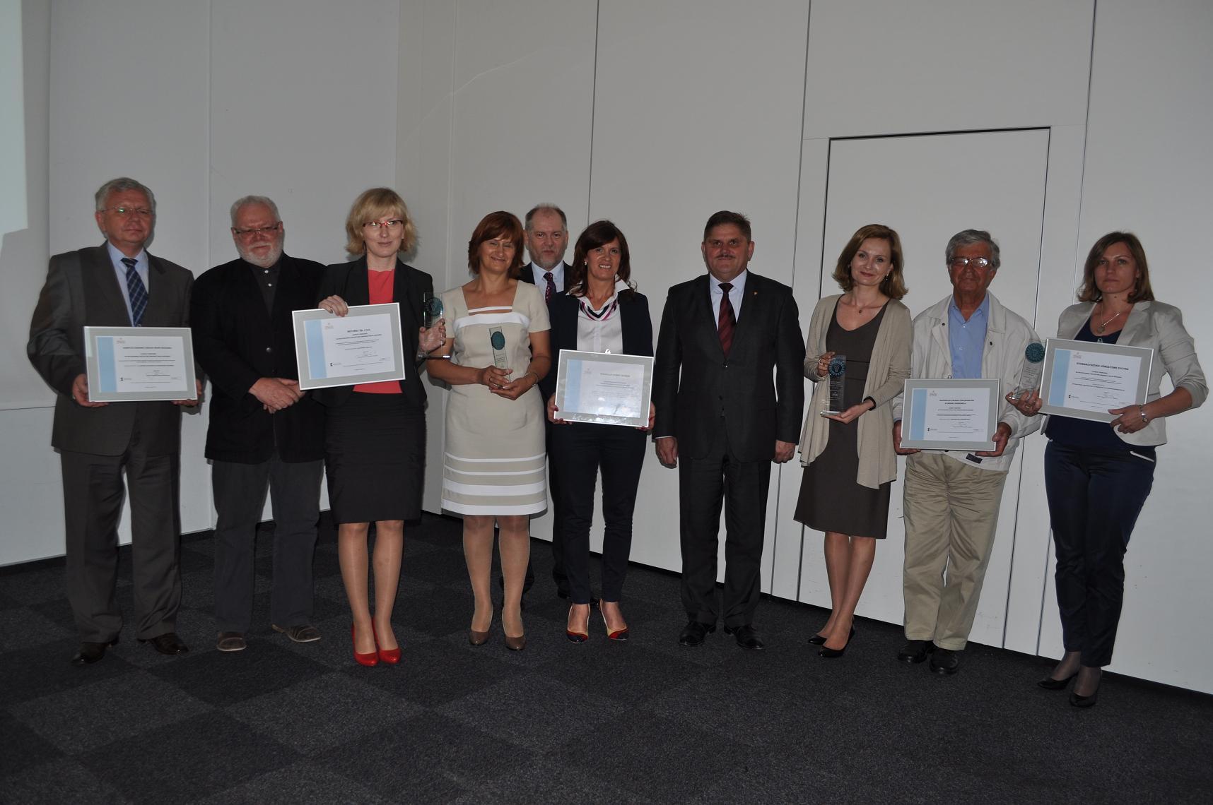 LGD Razem dla Radomki laureatem konkursu na Najciekawszą Inicjatywę Innowacyjną w Regionie