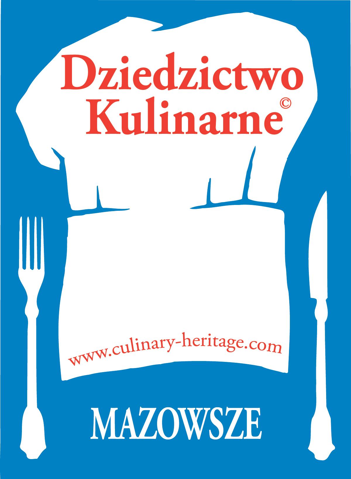Dziedzictwo Kulinarne Mazowsze